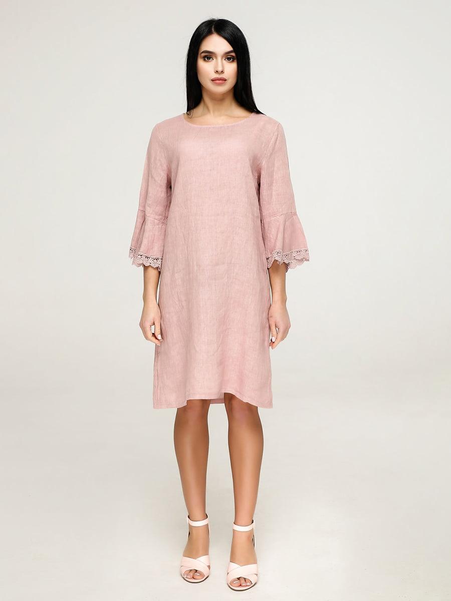 Сукня рожева | 4917552