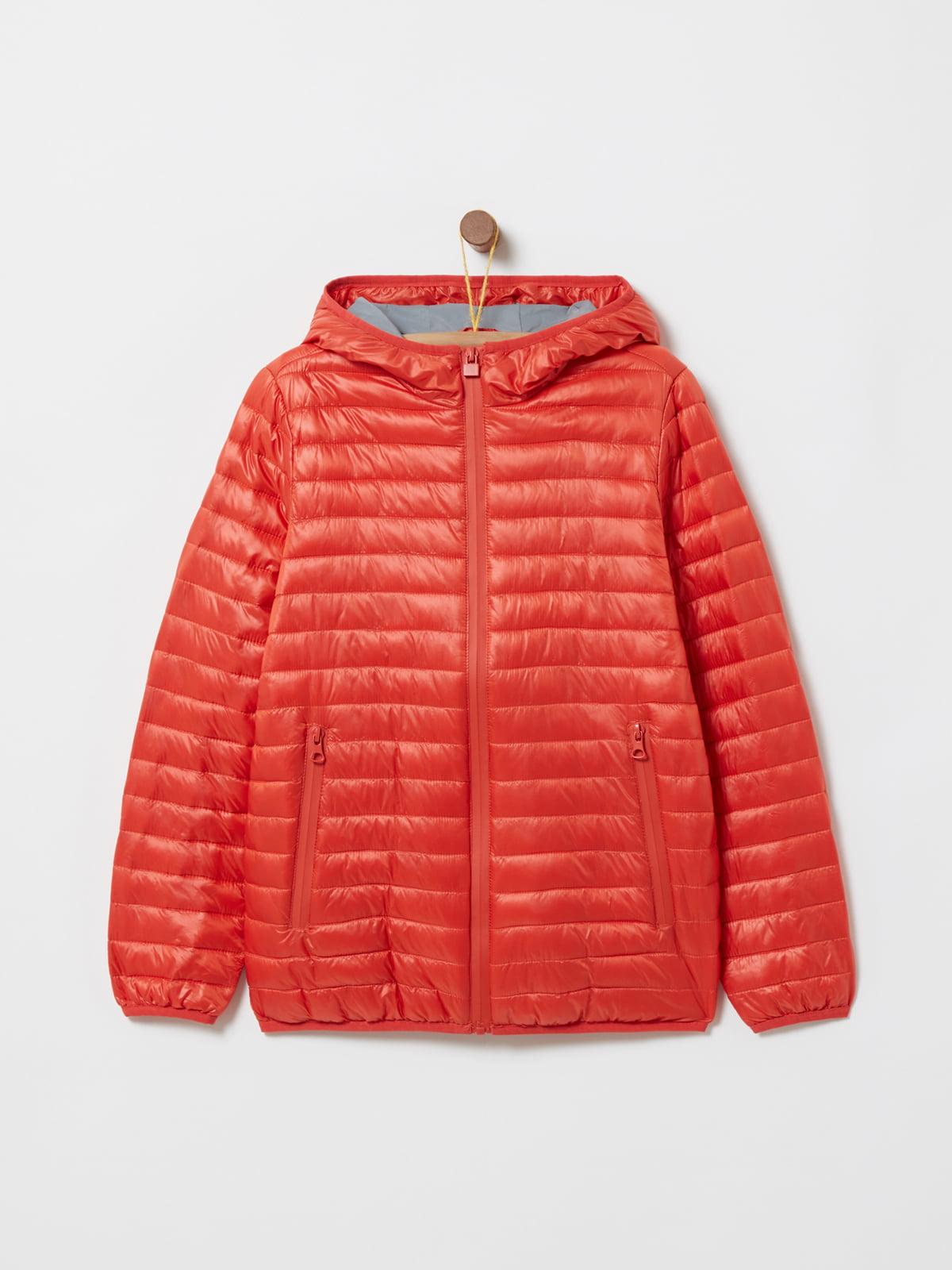 Куртка красная   4903045