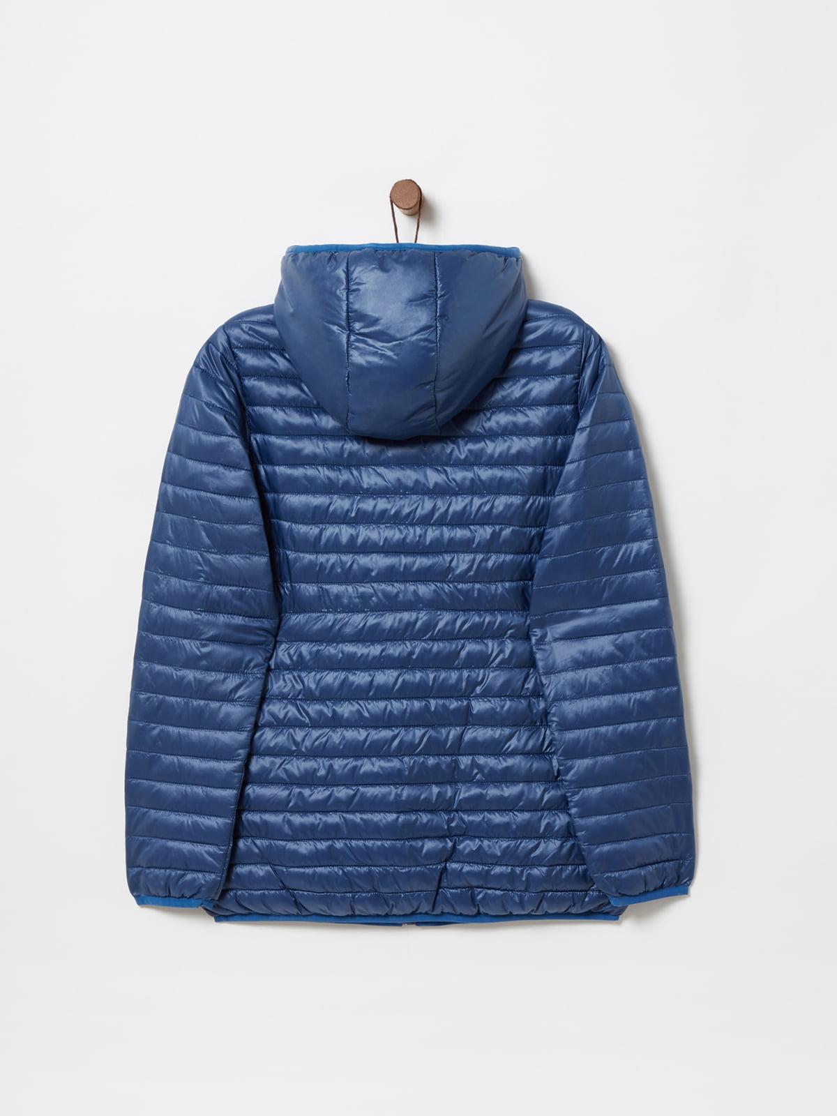 Куртка синяя | 4903046 | фото 2