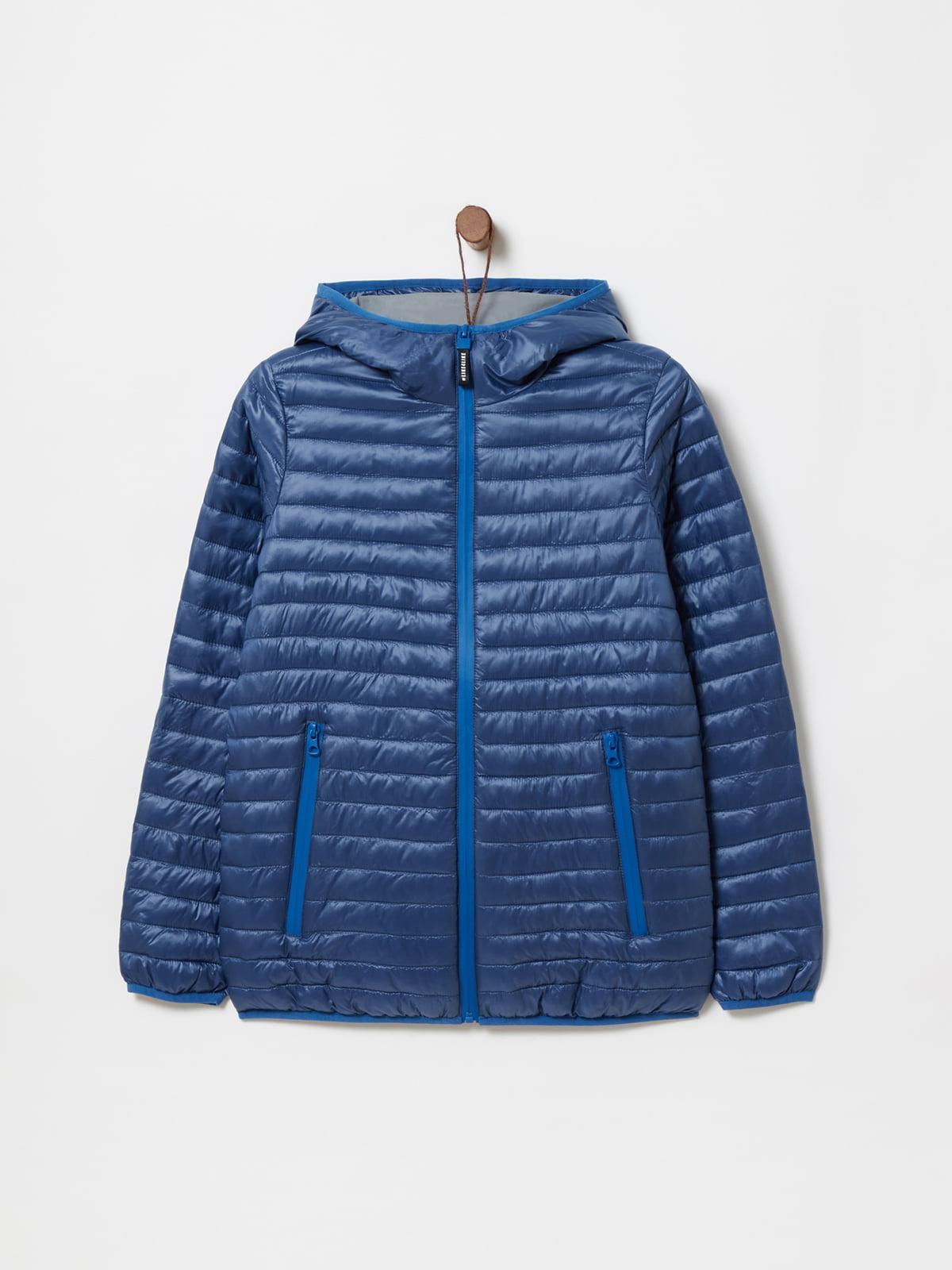 Куртка синяя | 4903046