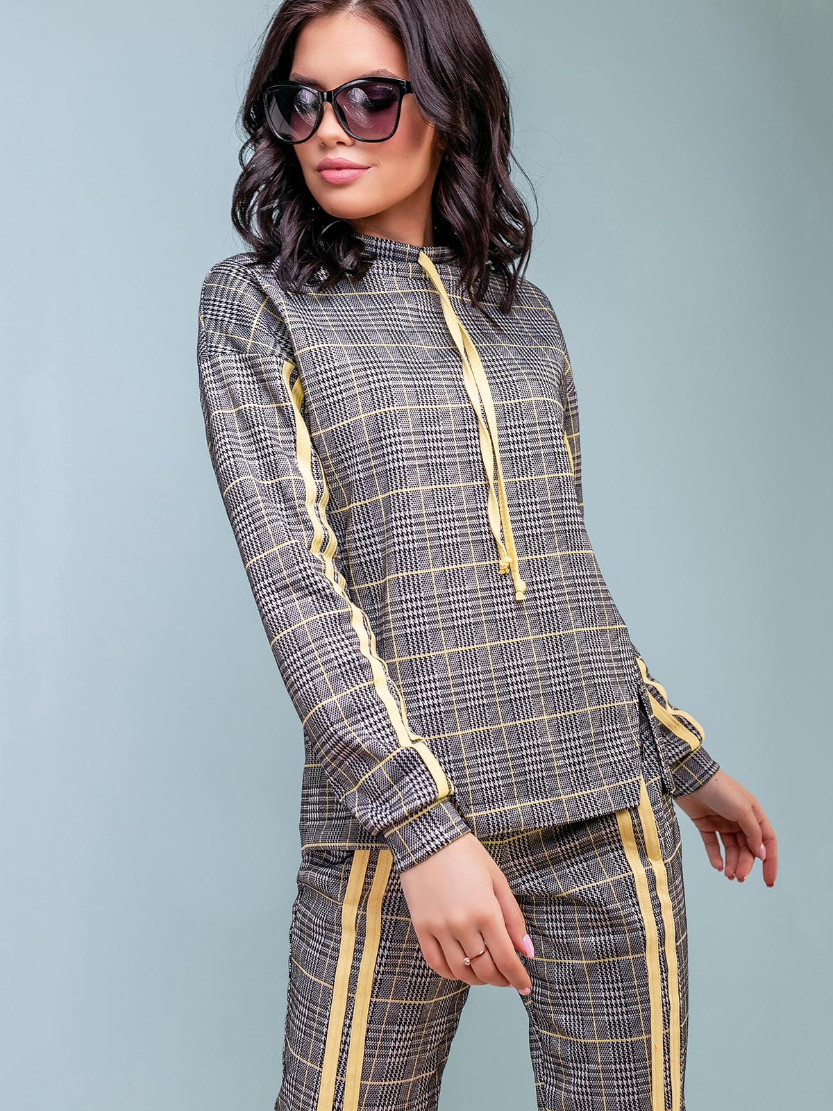 Комплект: худі і штани | 4917854 | фото 2