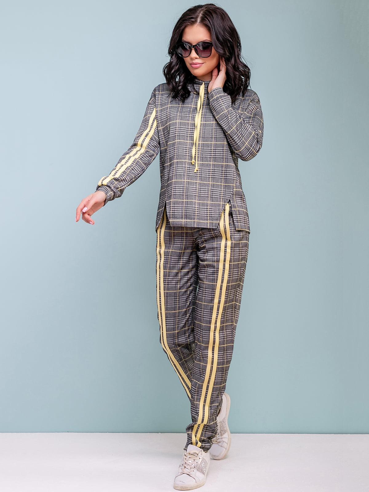 Комплект: худі і штани | 4917854 | фото 3