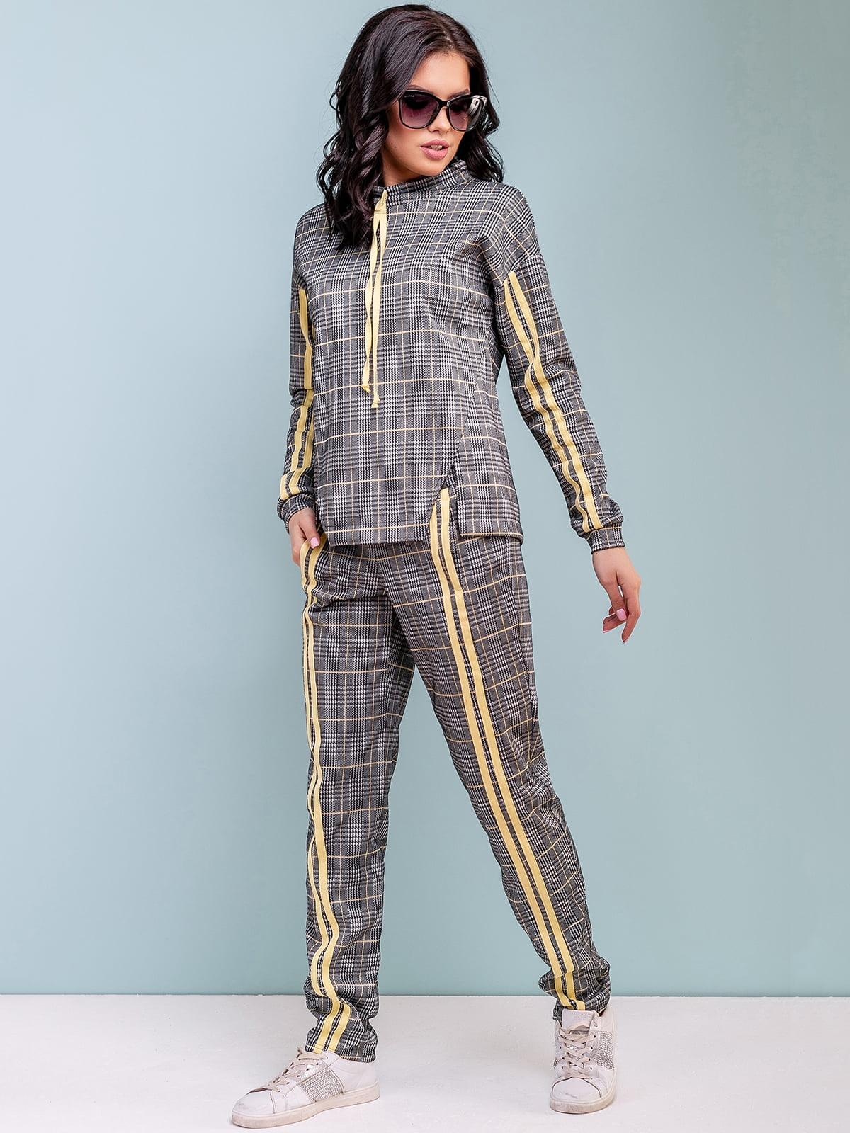 Комплект: худі і штани | 4917854 | фото 4