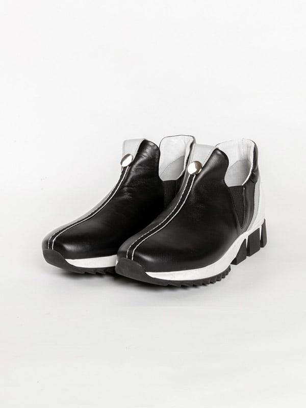 Кроссовки черные | 4918560
