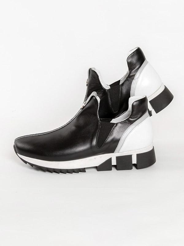 Кроссовки черные | 4918560 | фото 2