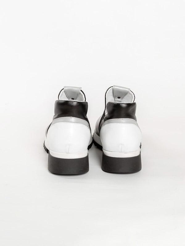 Кроссовки черные | 4918560 | фото 4