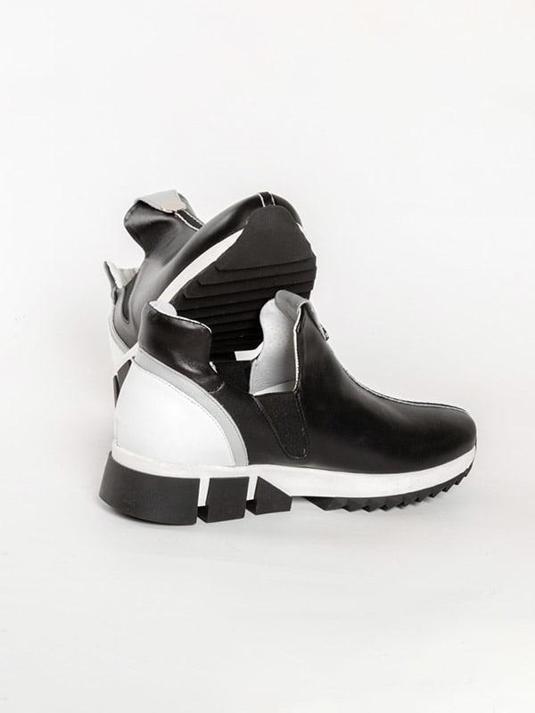 Кроссовки черные | 4918560 | фото 5