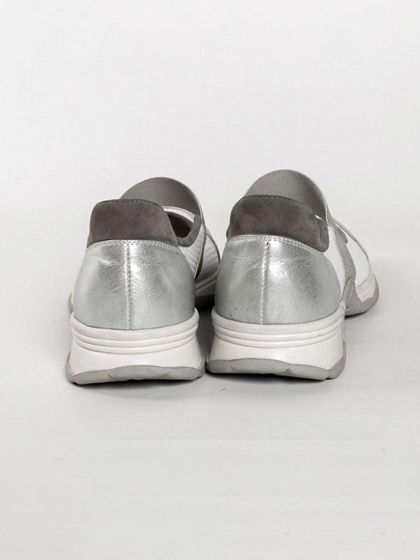 Туфли бело-серые   4918563   фото 3