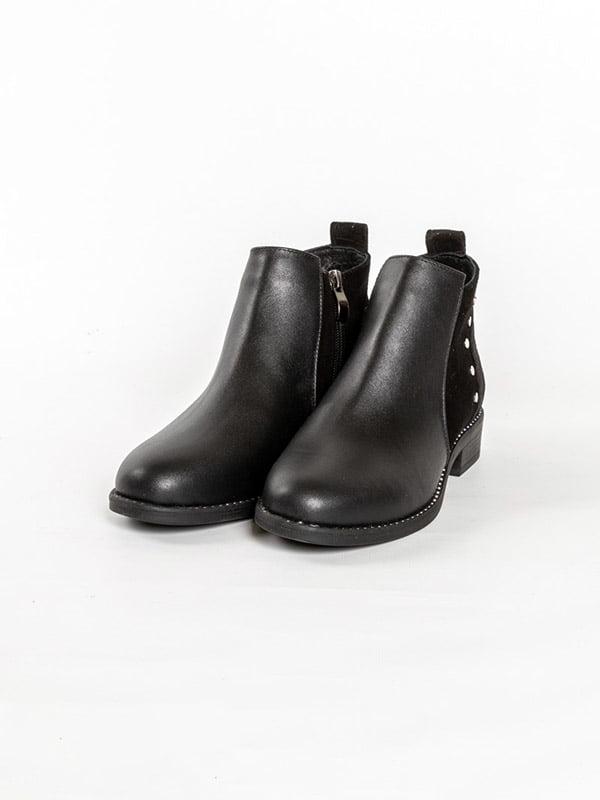 Ботинки черные | 4918568