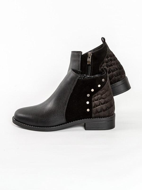 Ботинки черные | 4918568 | фото 2
