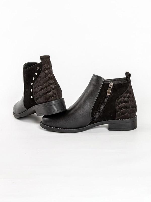 Ботинки черные | 4918568 | фото 3