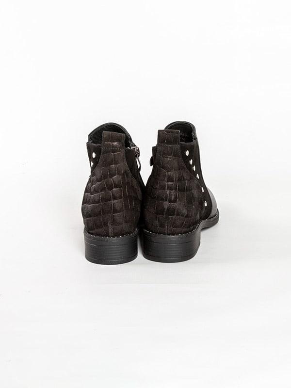 Ботинки черные | 4918568 | фото 4