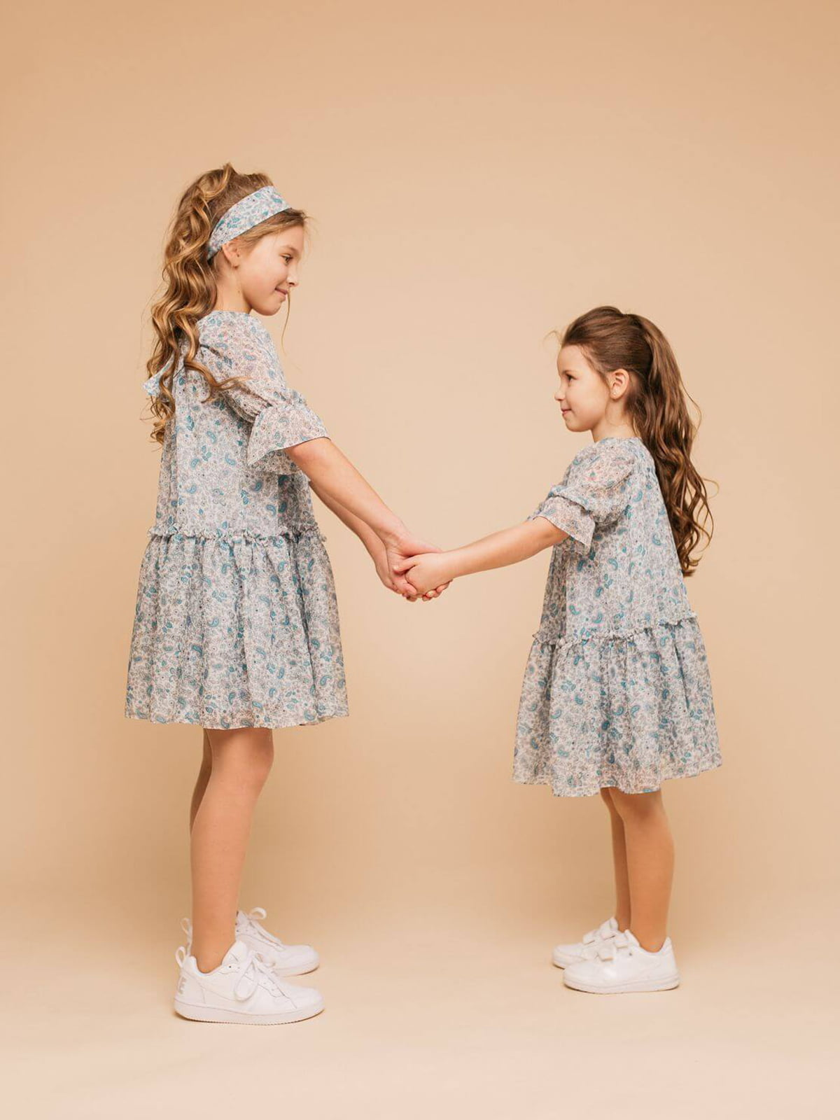 Платье в цветочный принт | 4918884 | фото 2