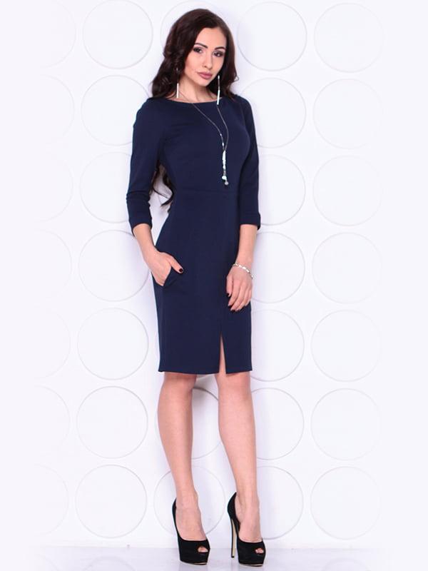 Сукня темно- синя | 4919778