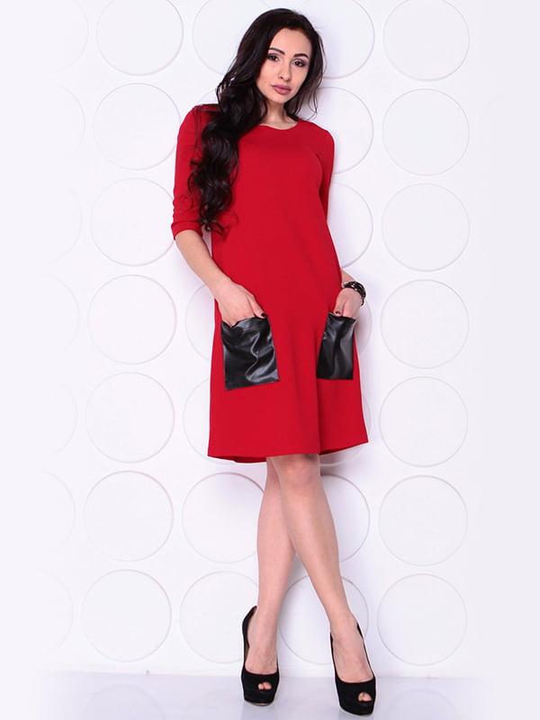 Сукня червона   4919785