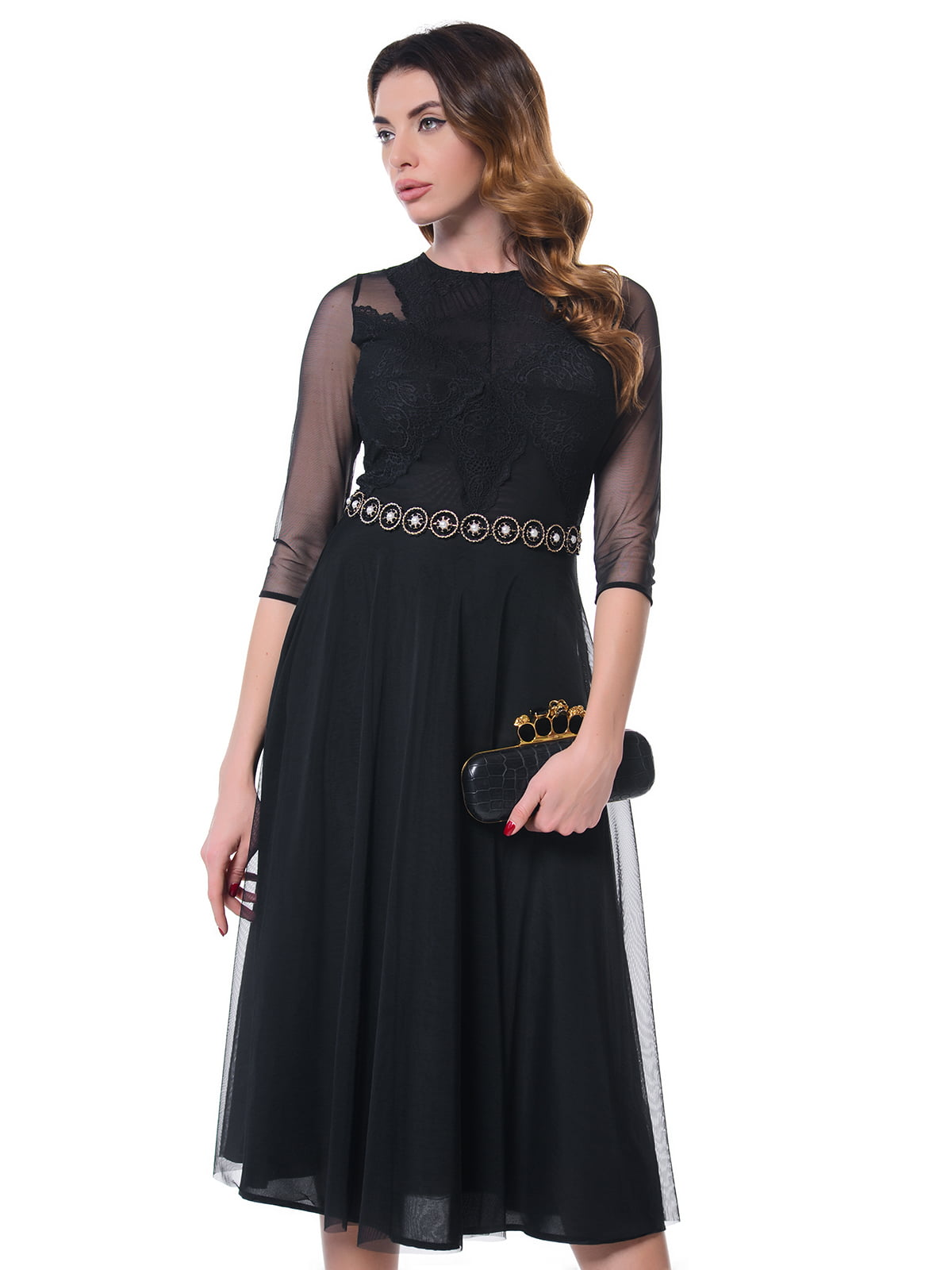 Сукня чорна | 4920315