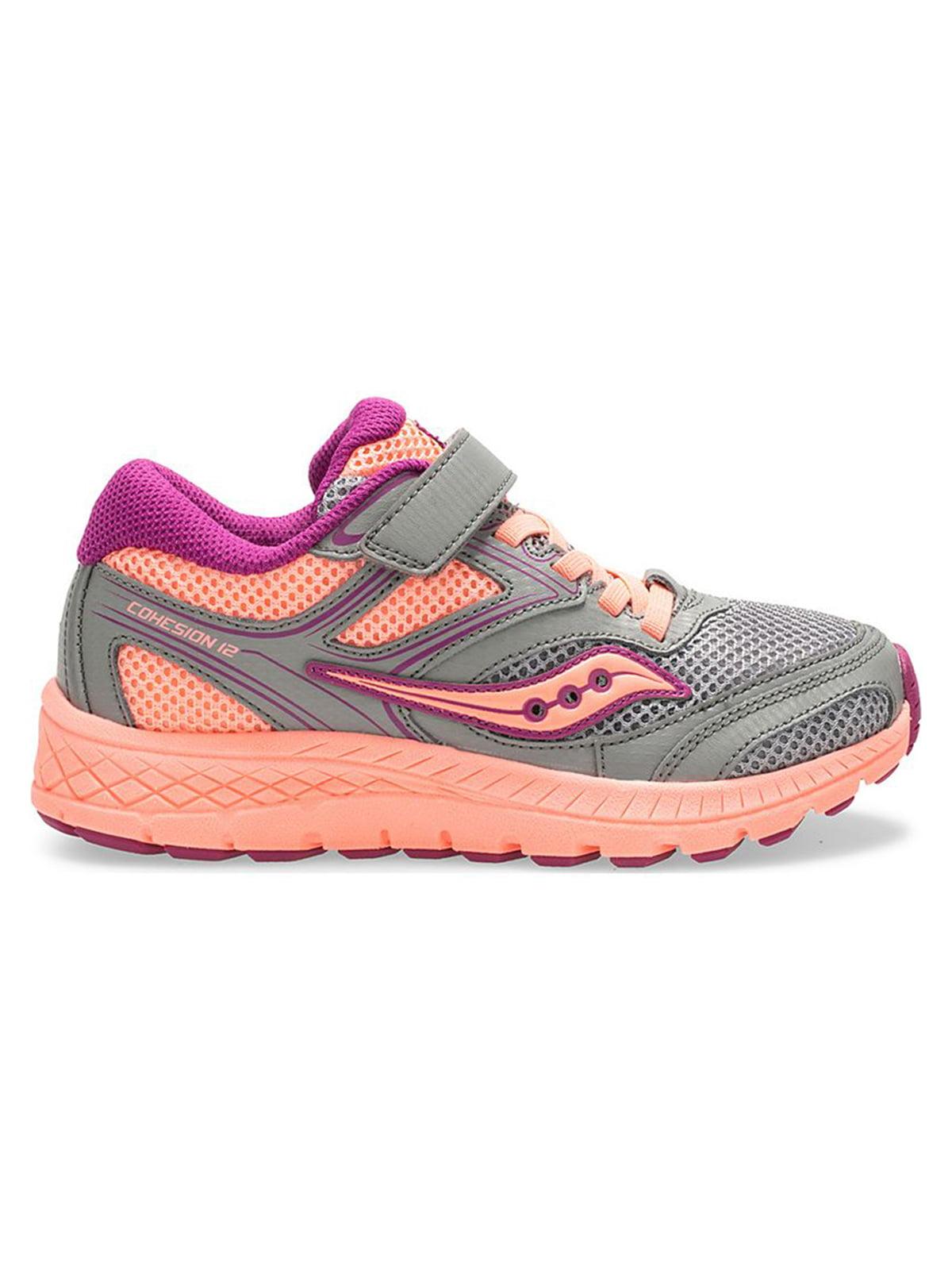 Кросівки сіро-коралові Cohesion 12 | 4920797
