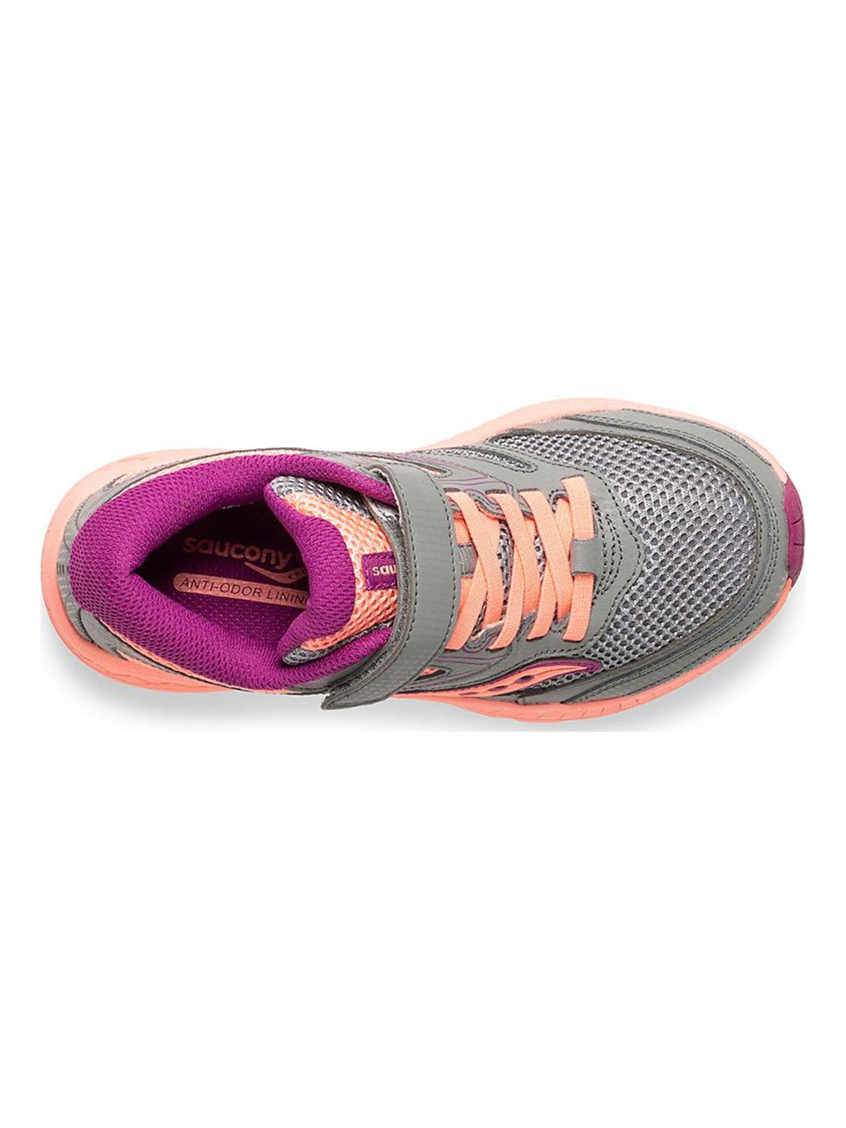 Кросівки сіро-коралові Cohesion 12 | 4920797 | фото 5