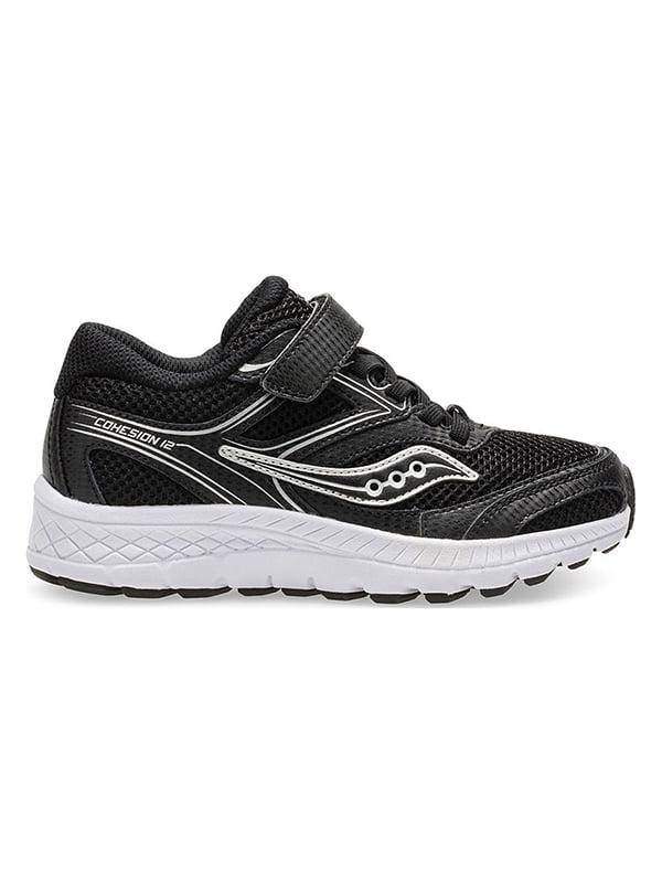 Кросівки чорні Cohesion 12 | 4920926 | фото 3