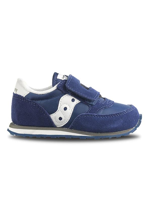 Кроссовки синие Baby Jazz Hl | 4921019