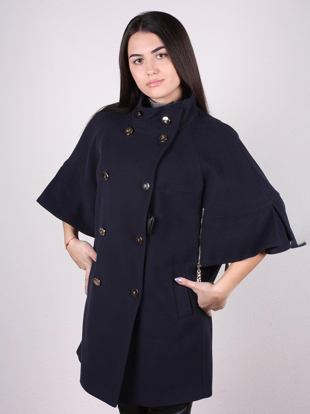 Пальто черное   4770590   фото 12