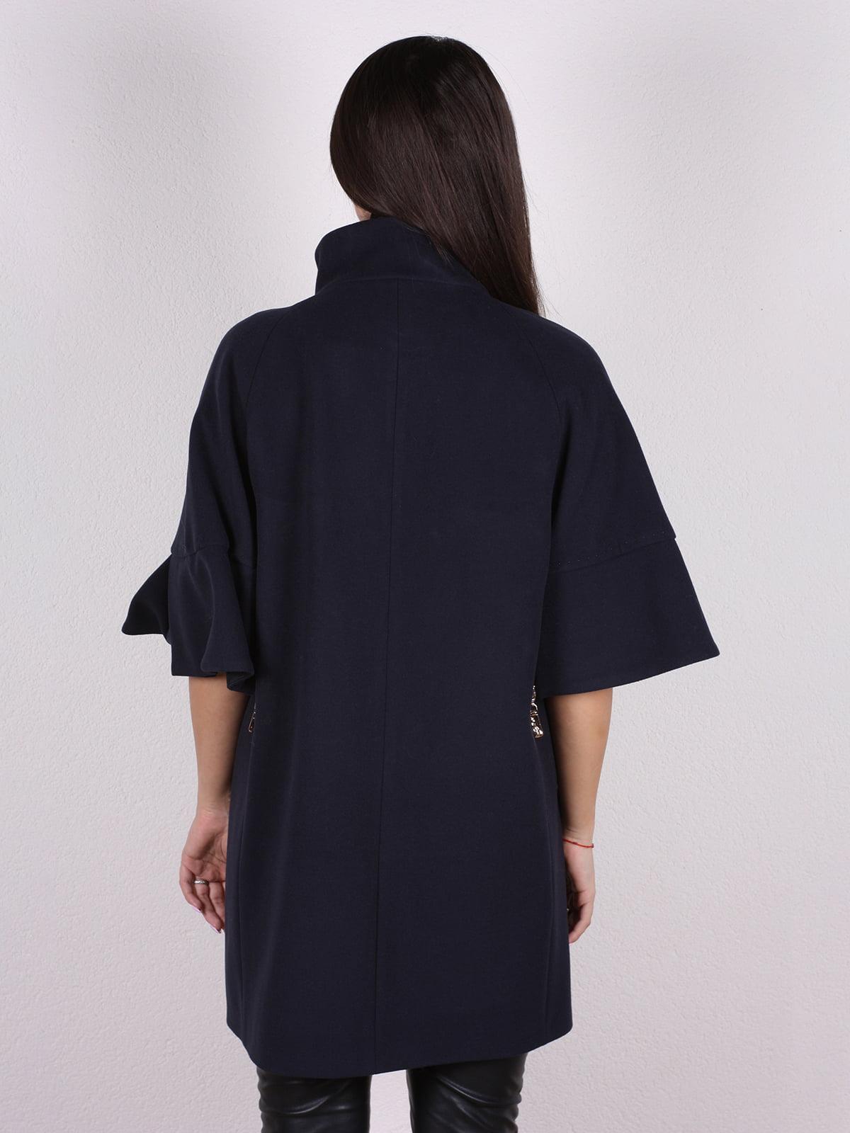 Пальто черное   4770590   фото 15