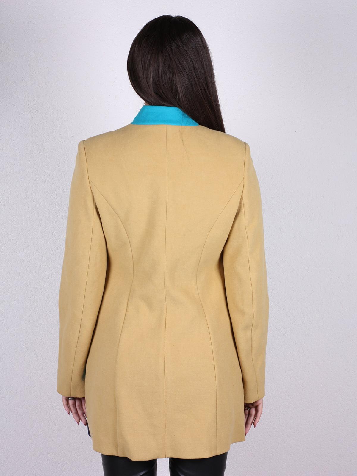 Пальто в полоску | 4922376 | фото 3