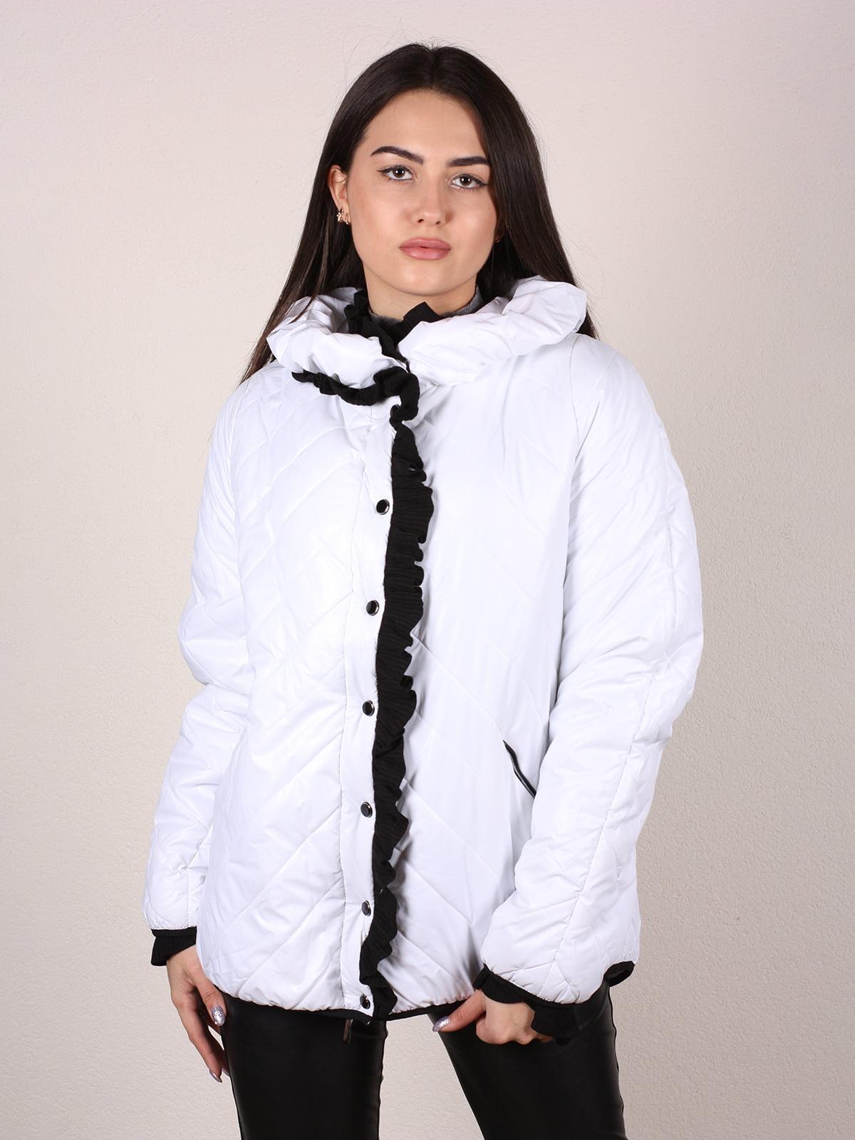 Куртка белая | 4922442