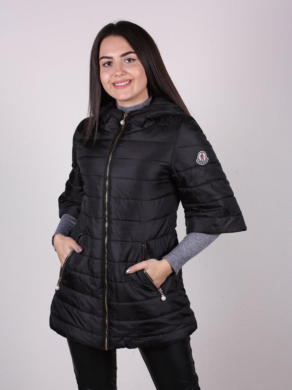 Куртка черная | 4922444