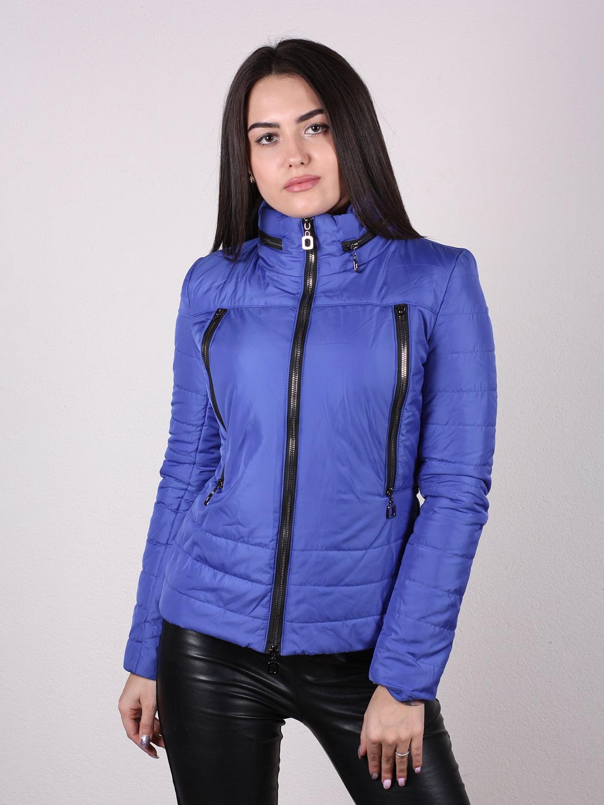 Куртка синяя | 4922451