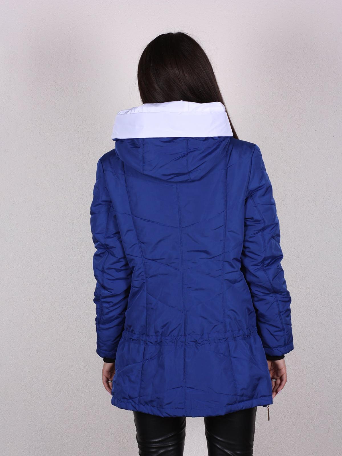 Куртка синяя   4922470   фото 4