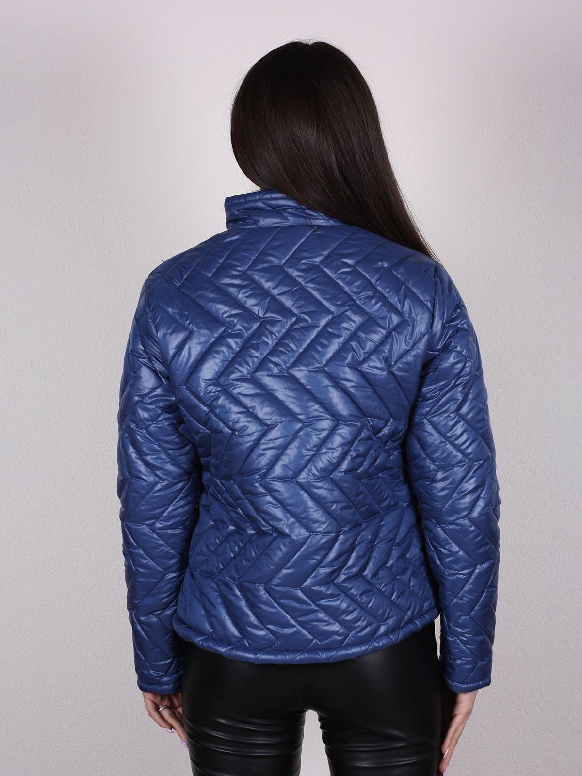 Куртка синяя | 4922479 | фото 2