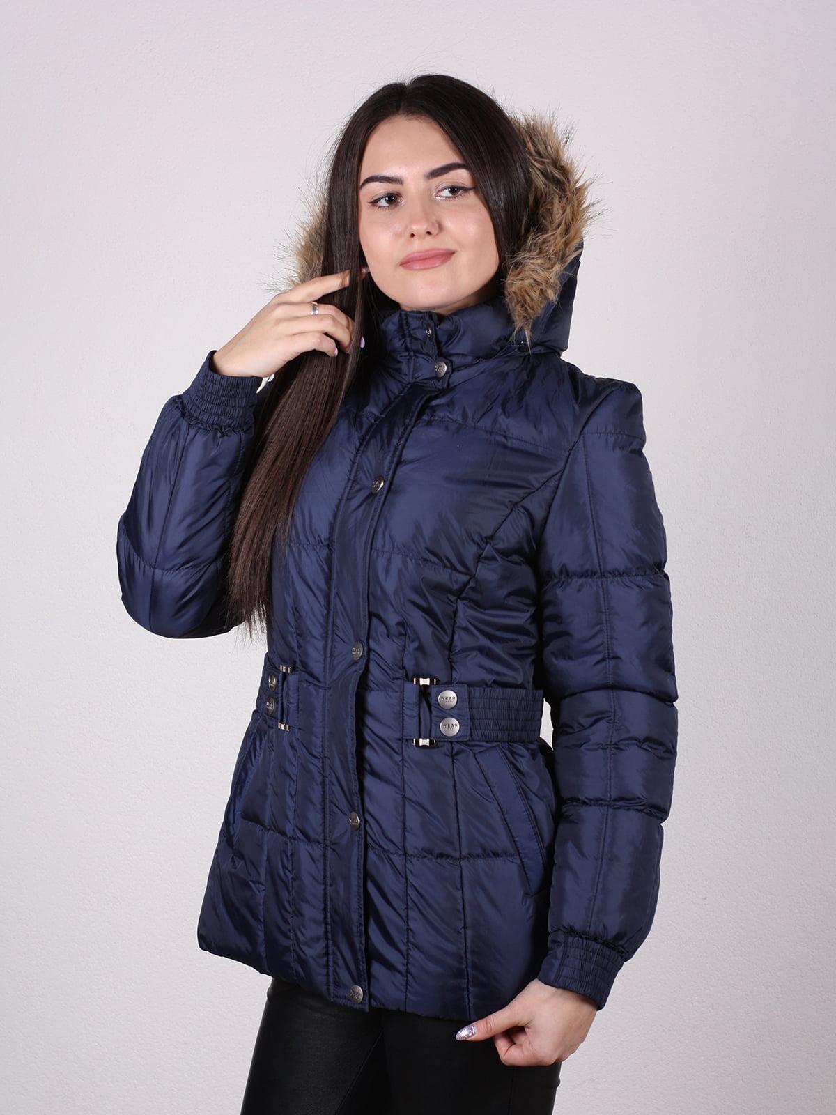 Куртка темно-синяя   4922487