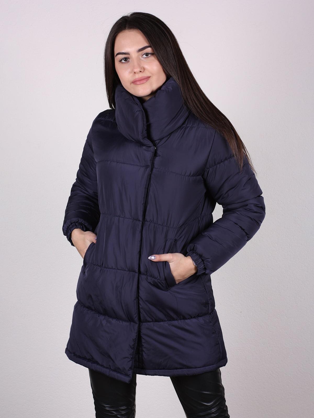 Куртка темно-синяя   4922489