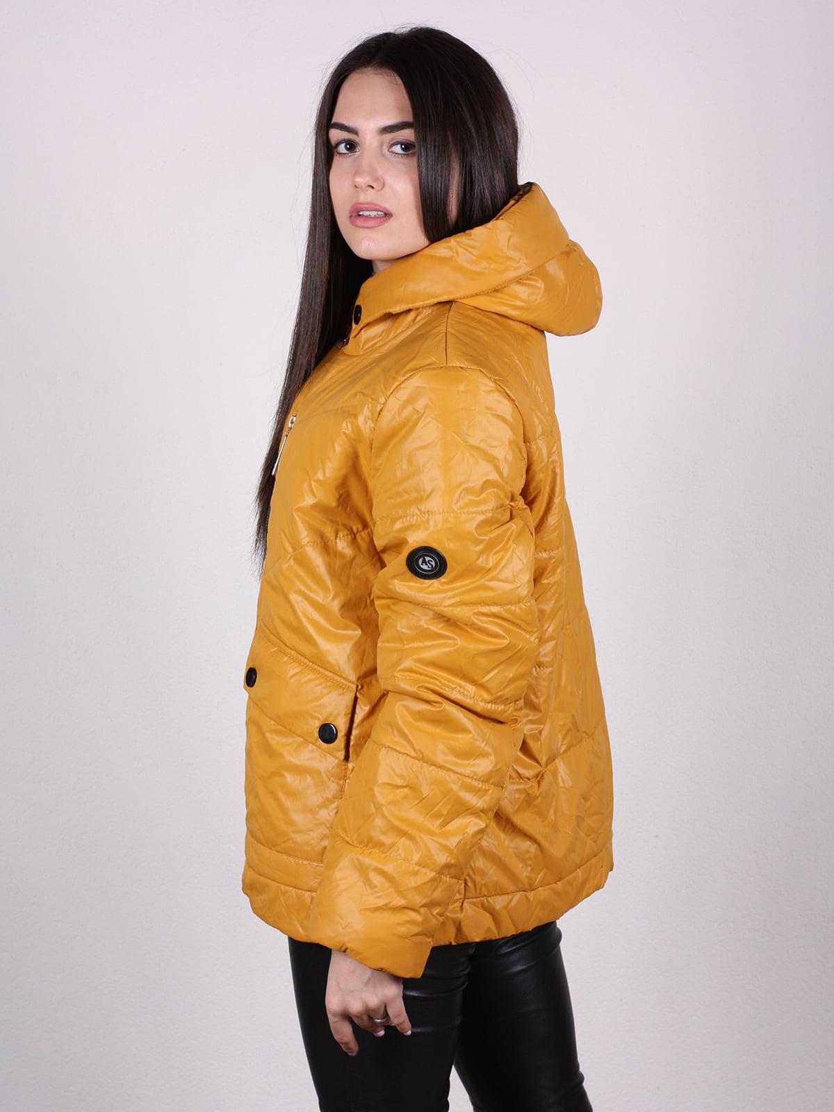 Куртка песочного цвета   4922496   фото 3