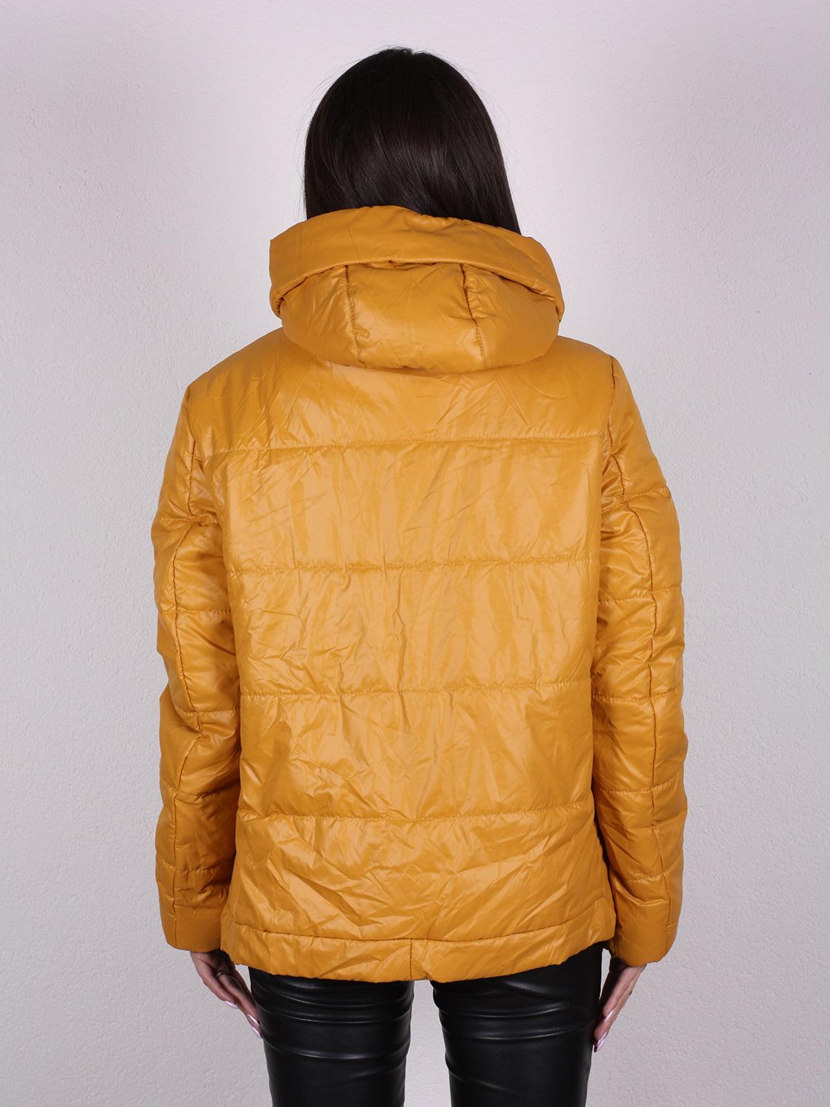Куртка песочного цвета   4922496   фото 4