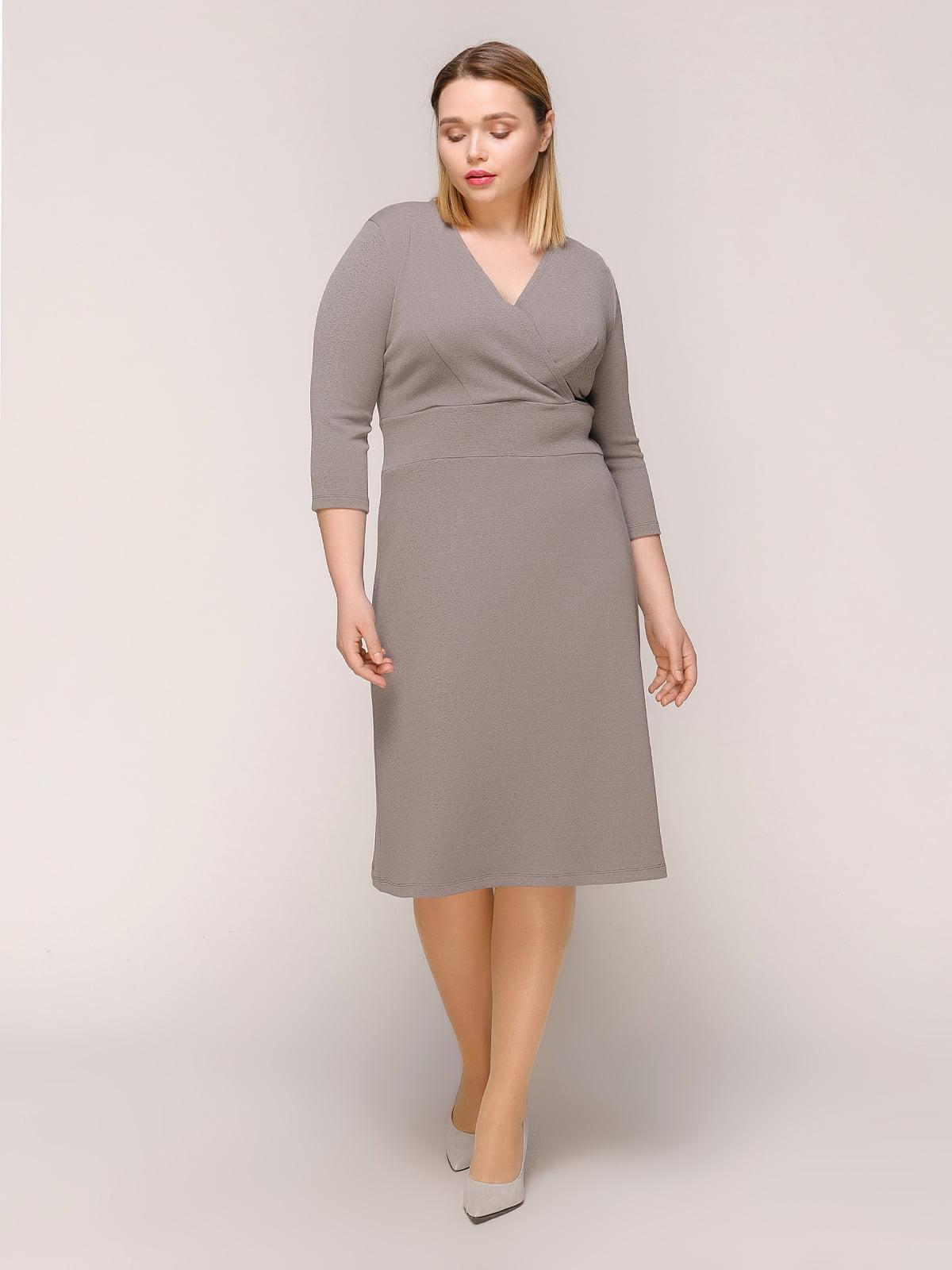 Сукня сіра | 4894204