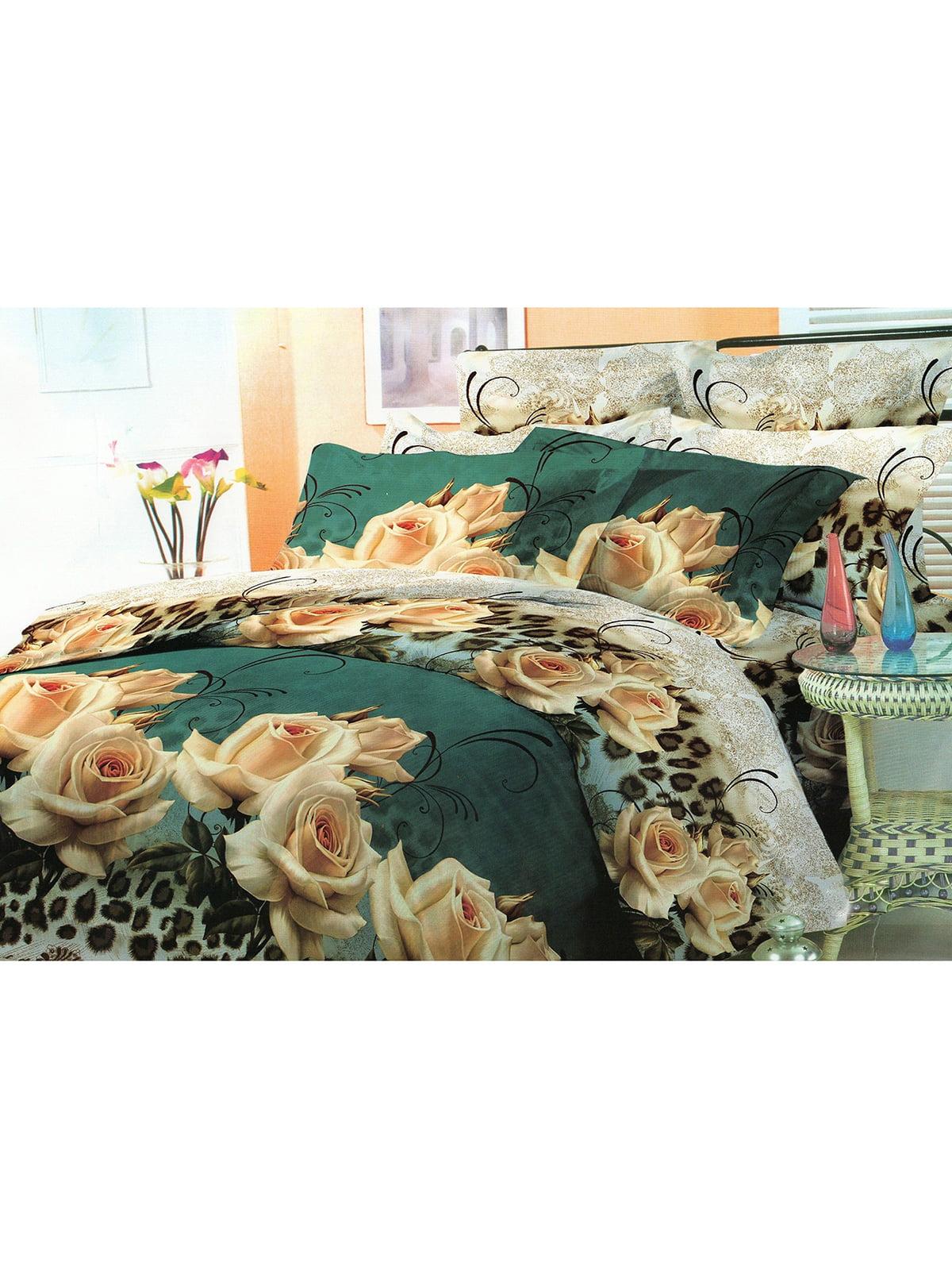 Комплект постельного белья семейный | 4923681