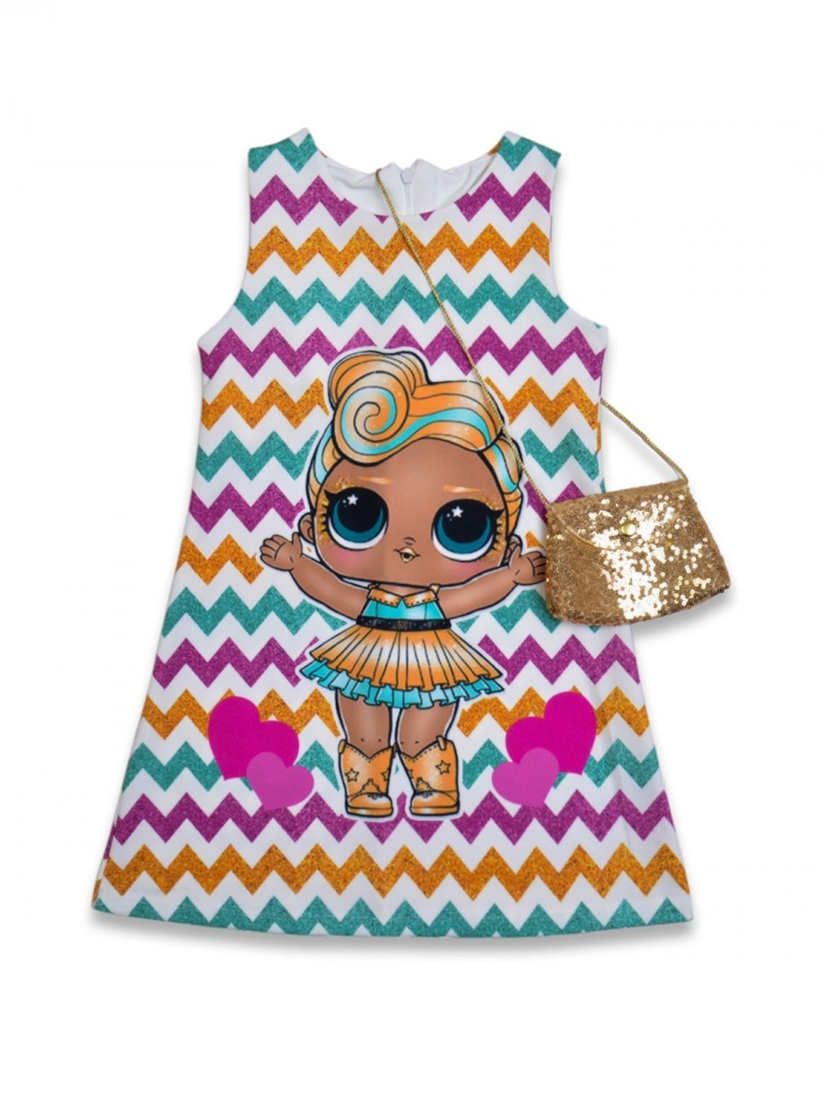 Комплект: сукня і сумка | 4935210