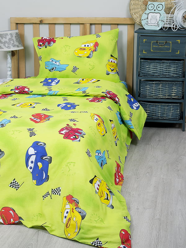 Комплект постельного белья подростковый | 4932897