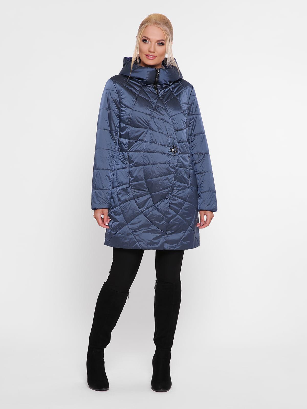 Куртка блакитна | 4932325