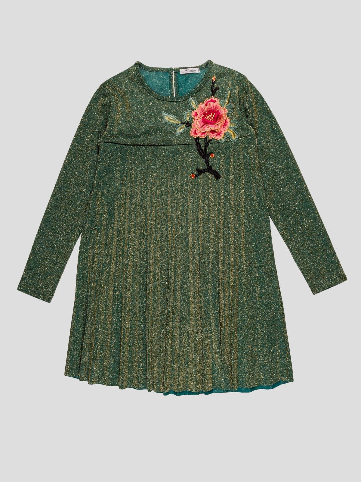 Сукня зелена | 4781609