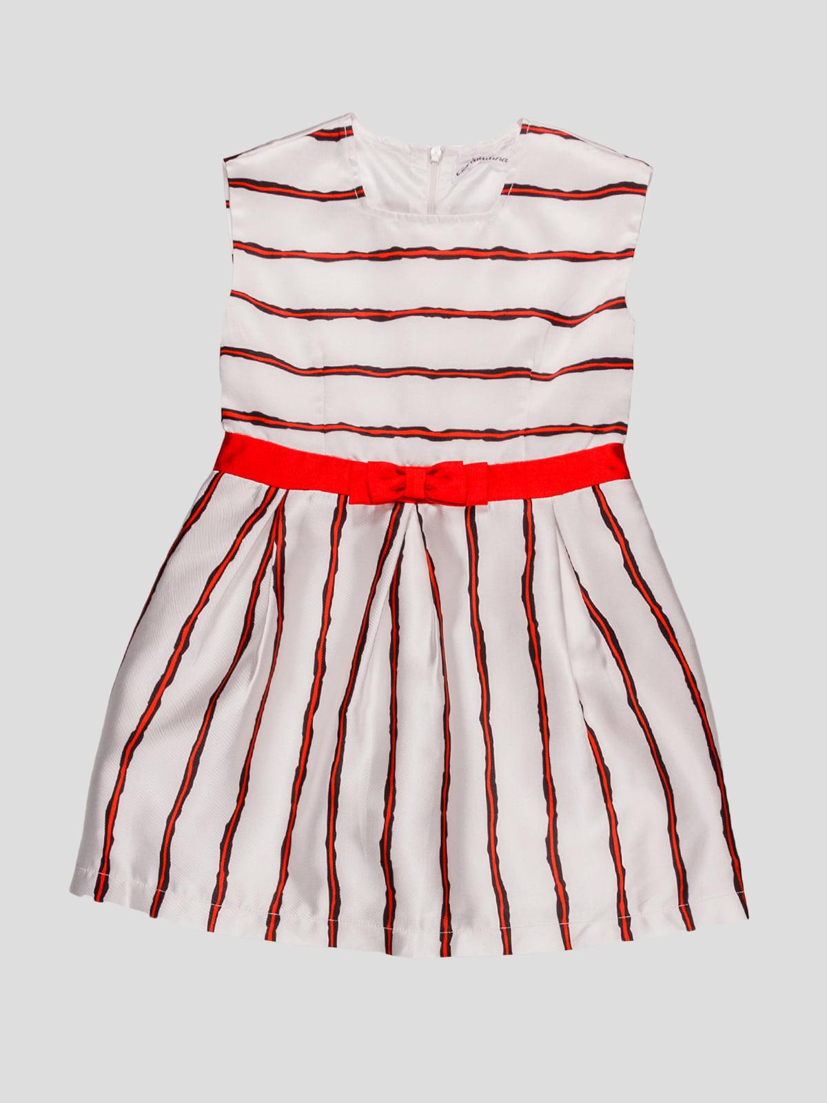Сукня в смужку | 4781359