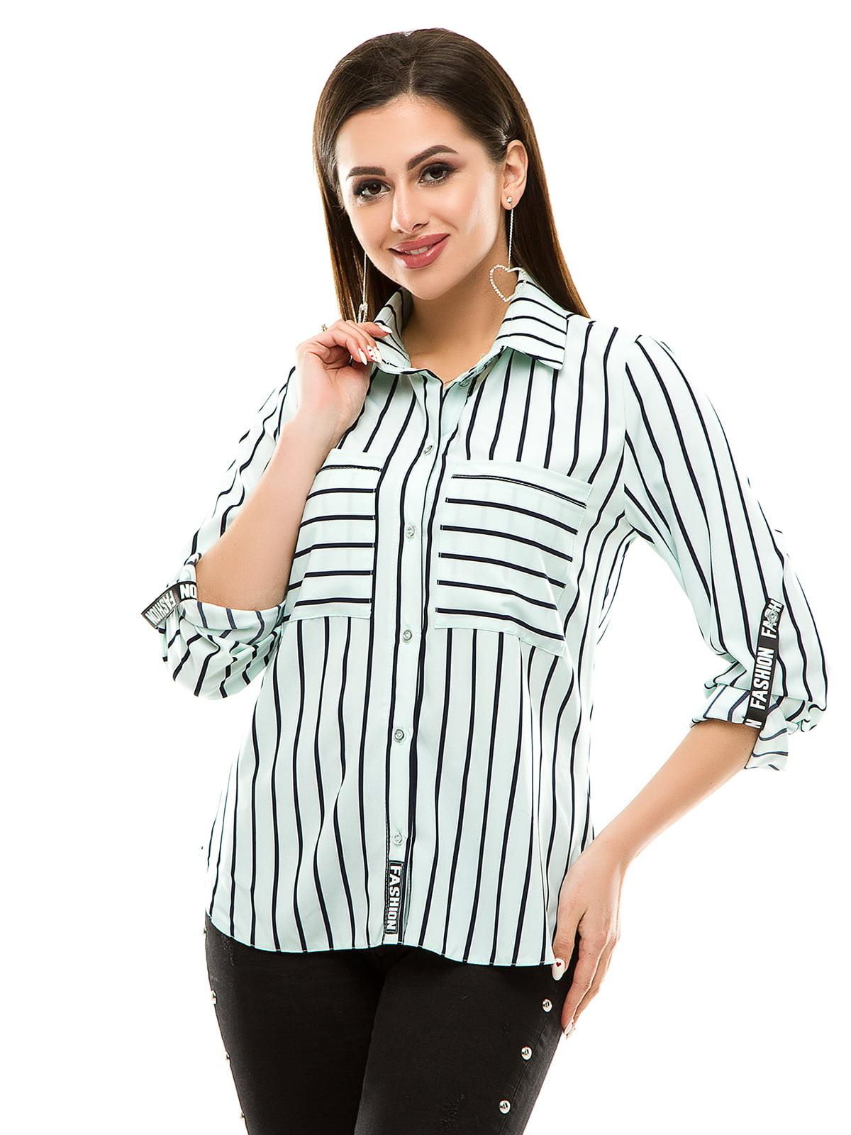 Рубашка в полоску | 4937158