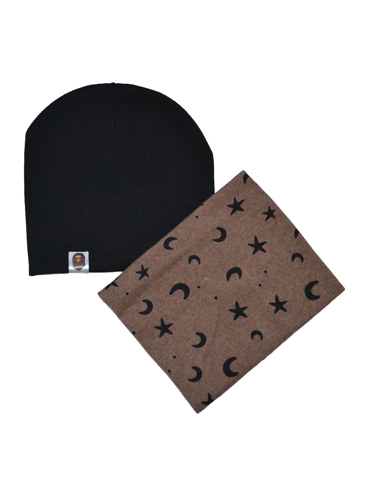Комплект: шапка и снуд | 4944183