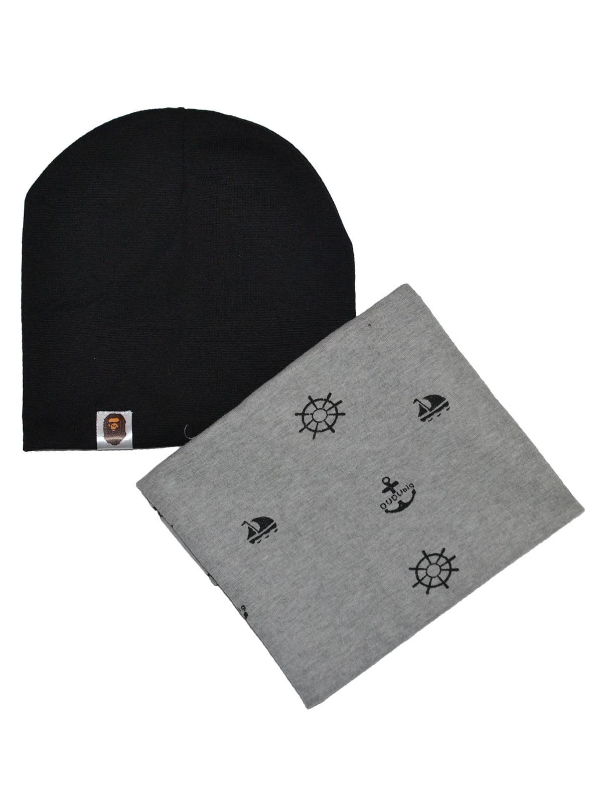 Комплект: шапка и снуд | 4944209