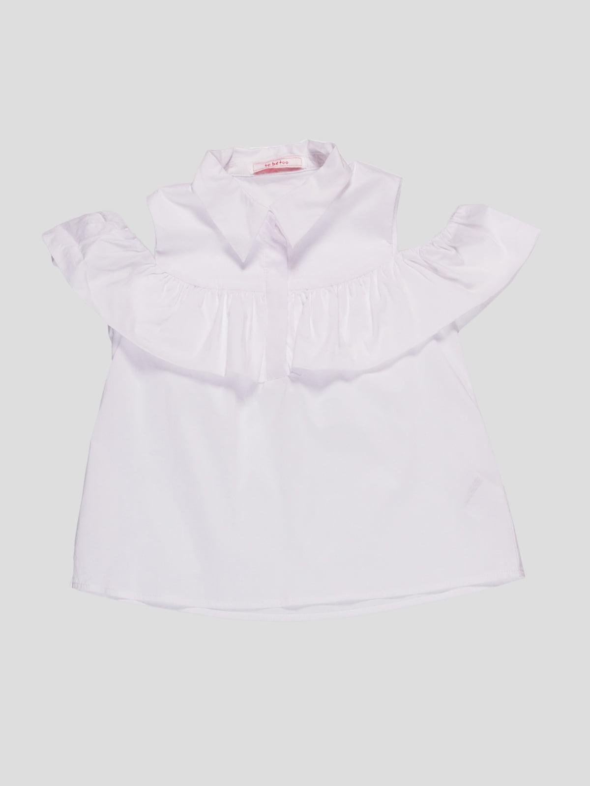 Блуза біла   4781335