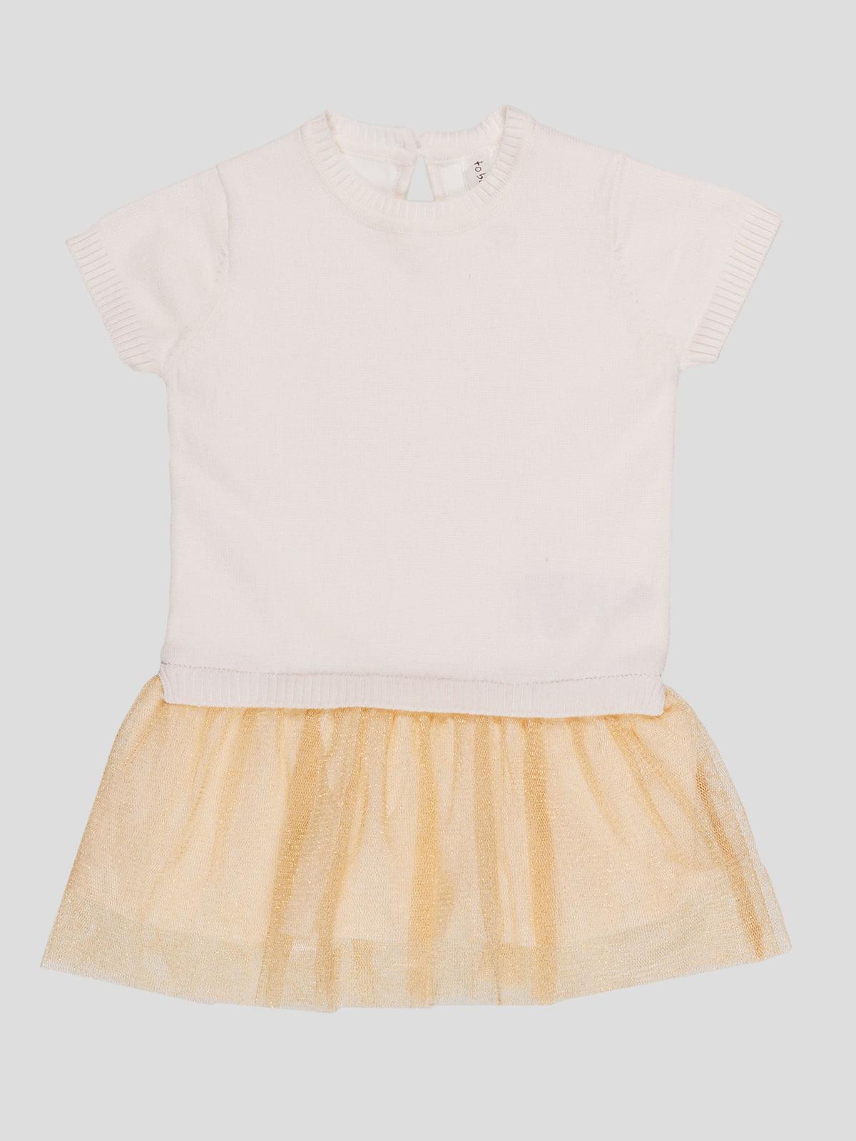 Сукня молочного кольору   4781560