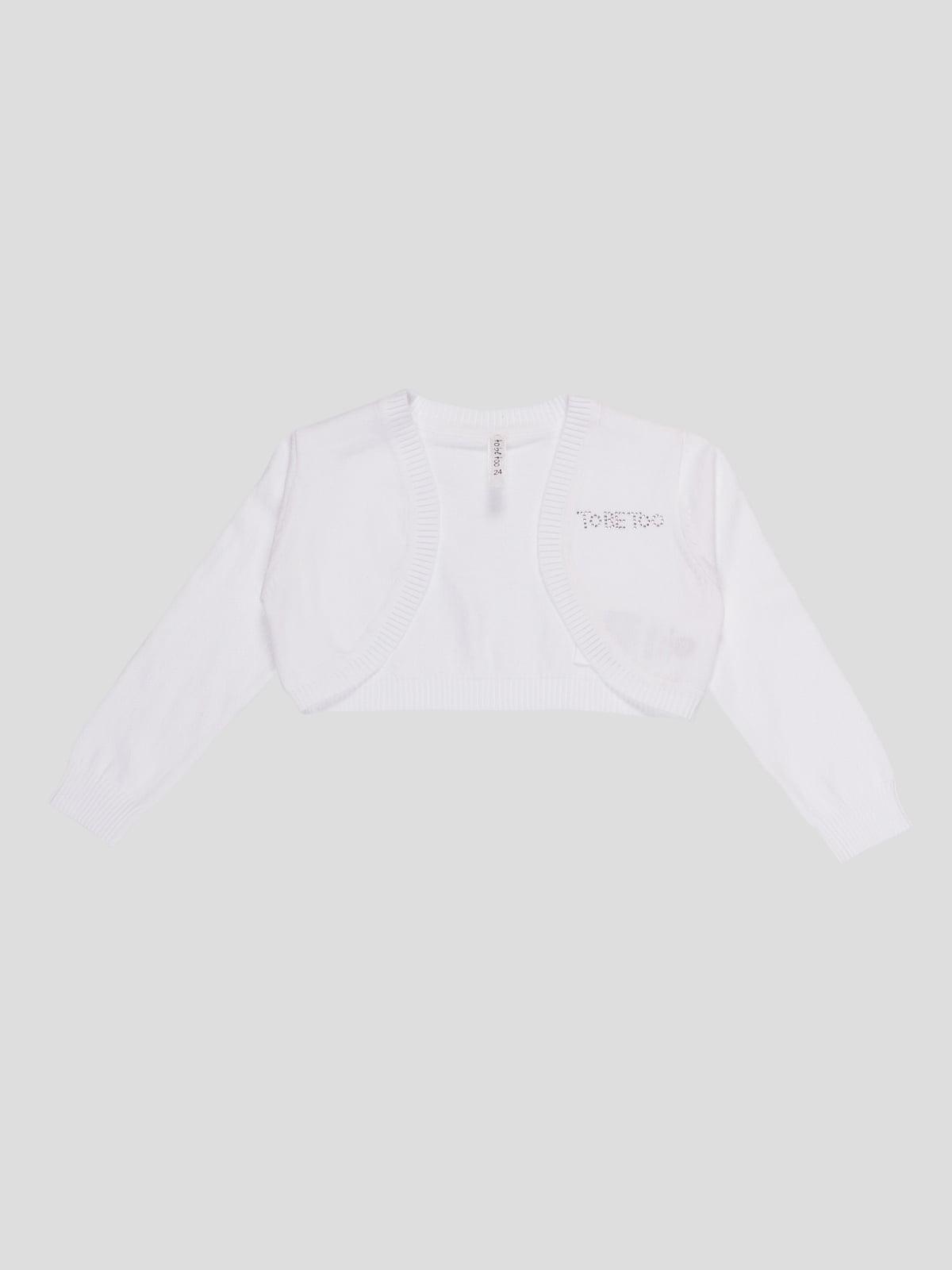 Болеро біле | 4781432