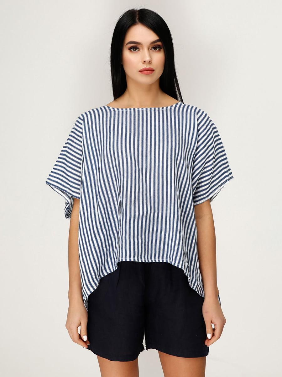 Блуза в полоску   4949846
